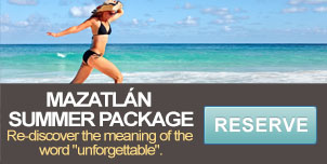 Summer package - Olas Altas In Hotel & Spa Mazatlan