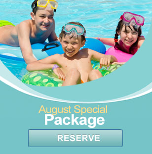 August package - Hotel Mazatlan