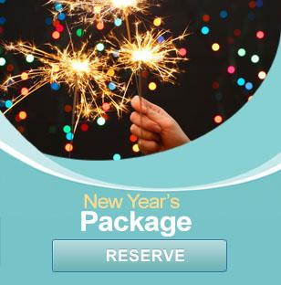 New Year's pacakge - Olas Altas Inn Hotel & Spa Mazatlán