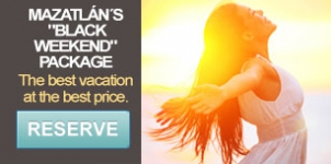 Black Weekend package - Olas Altas Inn Hotel & Spa Mazatlan