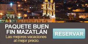 Paquete Buen fin Mazatlán - Olas Altas Inn Hotel & Spa Mazatlán