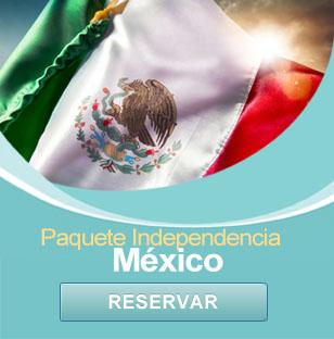 Paquete Independencia - Hotel Mazatlán