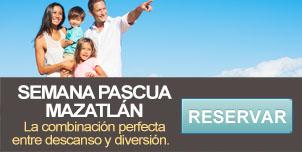 paquete semana Pascua mazatlan - Hotel en Mazatlán