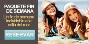 Paquete fin de semana - hotel Mazatlán