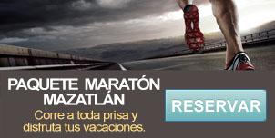 Paquete Maratón - Olas Altas Inn Hotel & Spa Mazatlán