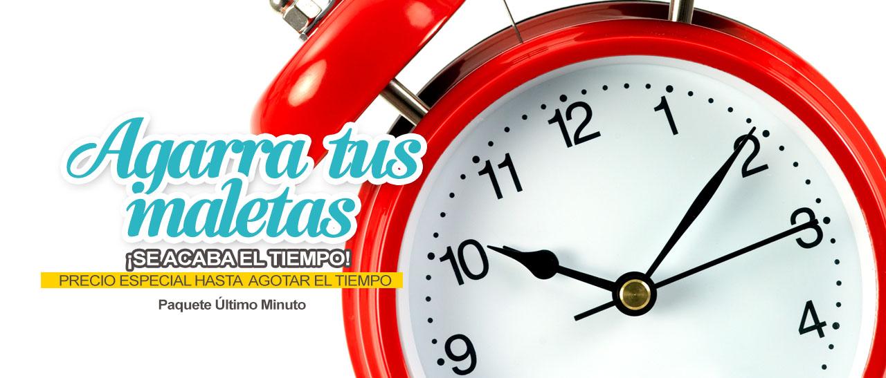 Paquete último minuto - hotel en Mazatlán