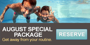 August package - Hotel Mazatlan