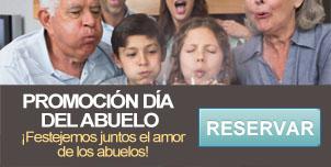 Paquete día del abuelo - restaurante en Mazatlán