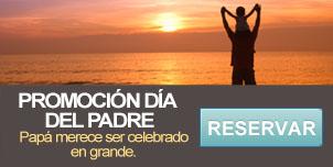 Paquete día del padre - restaurante en Mazatlán
