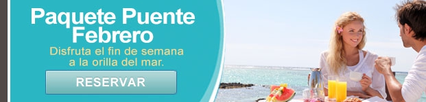Paquete puente de febrero - hotel Mazatlán