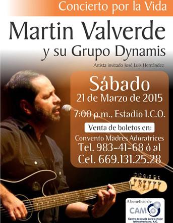 Martin Valverde y su Grupo Dynamis