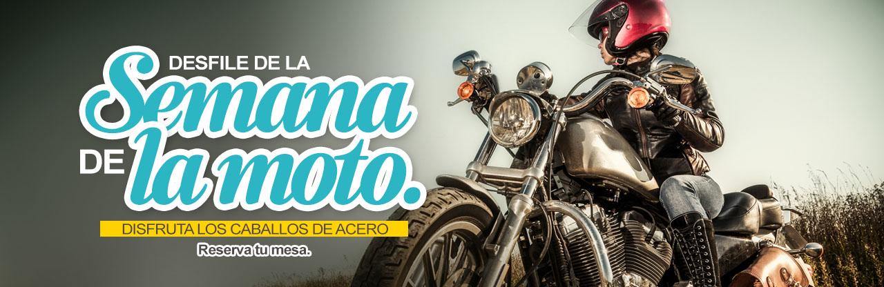 Paquete desfile de la semana de la moto - restaurante en Mazatlán