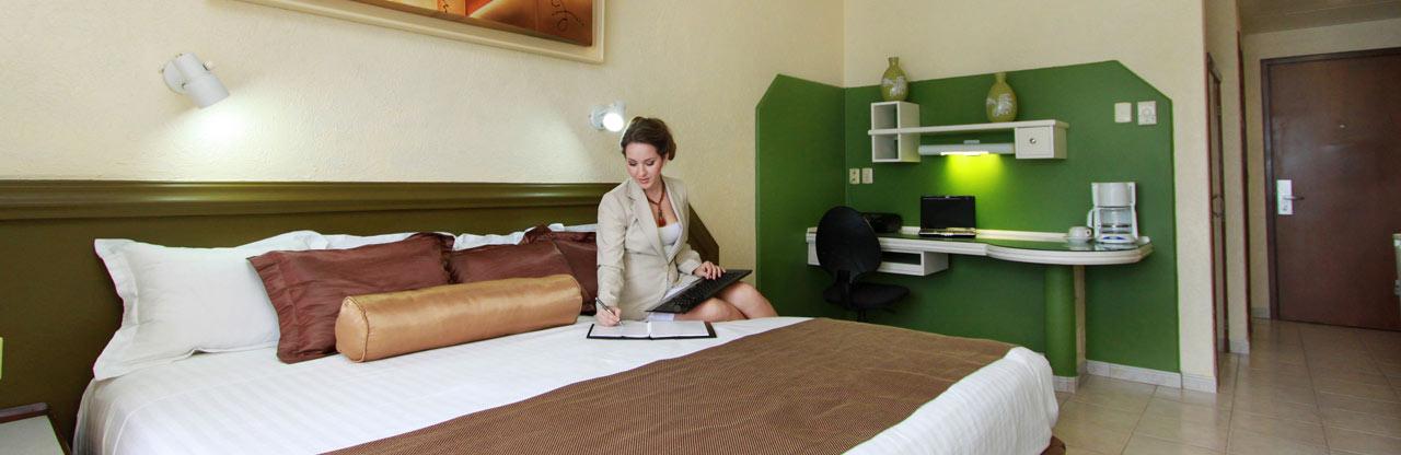 Suite Ejecutiva - Olas Altas inn Hotel & Spa Mazatlan México
