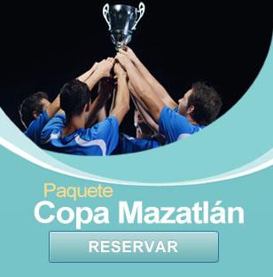Paquete copa Mazatlán