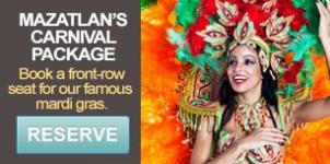 Carnival Mazatlan package - Olas Altas Inn Hotel & Spa Mazatlan