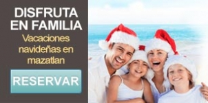 Paquete Navidad Mazatlan
