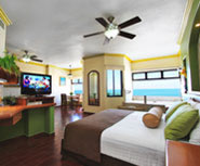 Honeymoon package - Master suite - Olas Altas Inn Hotel & Spa Mazatlan