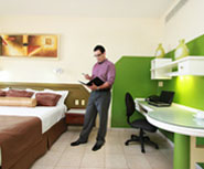 Paquete lunamielero - Suite Ejecutiva - Olas Altas Inn Hotel & Spa Mazatlán