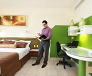 Paquete Maratón - Suite Ejecutiva - Olas Altas Inn Hotel & Spa Mazatlán