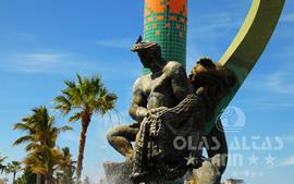 Monumento al pescador Mazatlán