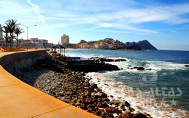 Paseo Olas Altas Mazatlán